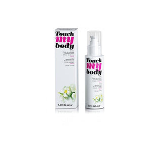 Lubricant and Massage Oil Touch my Body