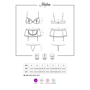 Maidme 5 Pieces Set