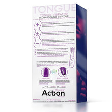 Load image into Gallery viewer, No. Six Clitoris Vibe Tongue G-Spot Stimulator USB Silicone