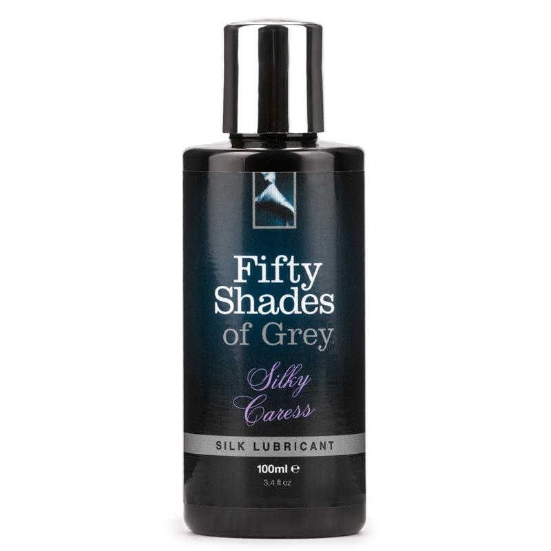 US Fifty Shades of Grey Silky Caress Lubricant 100 ml