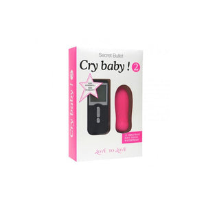 Vibrating Egg with Remote Control Cry Baby 2