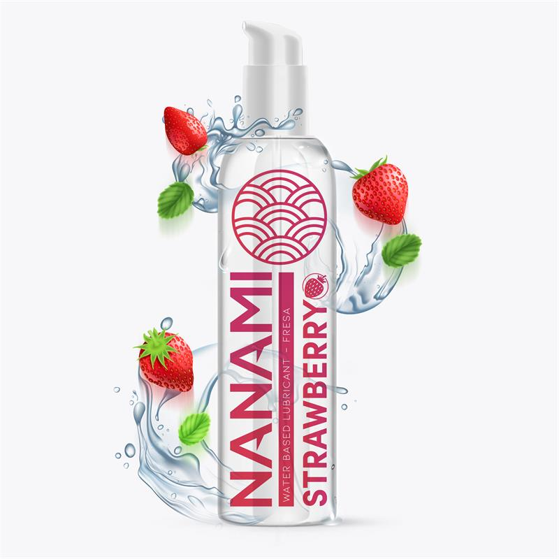 Water Based Lubricant Strawberry 150 ml