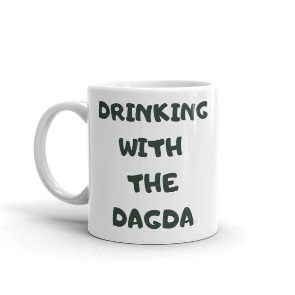 Drinking with the Dagda - A Lesson in the Power of Words