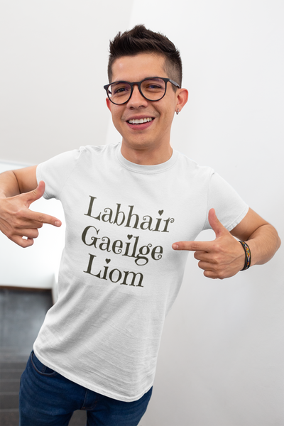 Labhair Gaeilge Liom (Speak Irish with Me) - An Invitation to Conversation