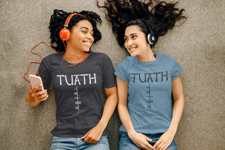 Tuath - Exploring the deeper meaning of a simple word.