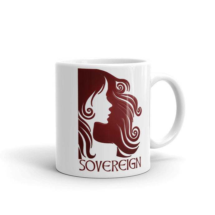 Sovereign - Double Print Mug - Eel & Otter