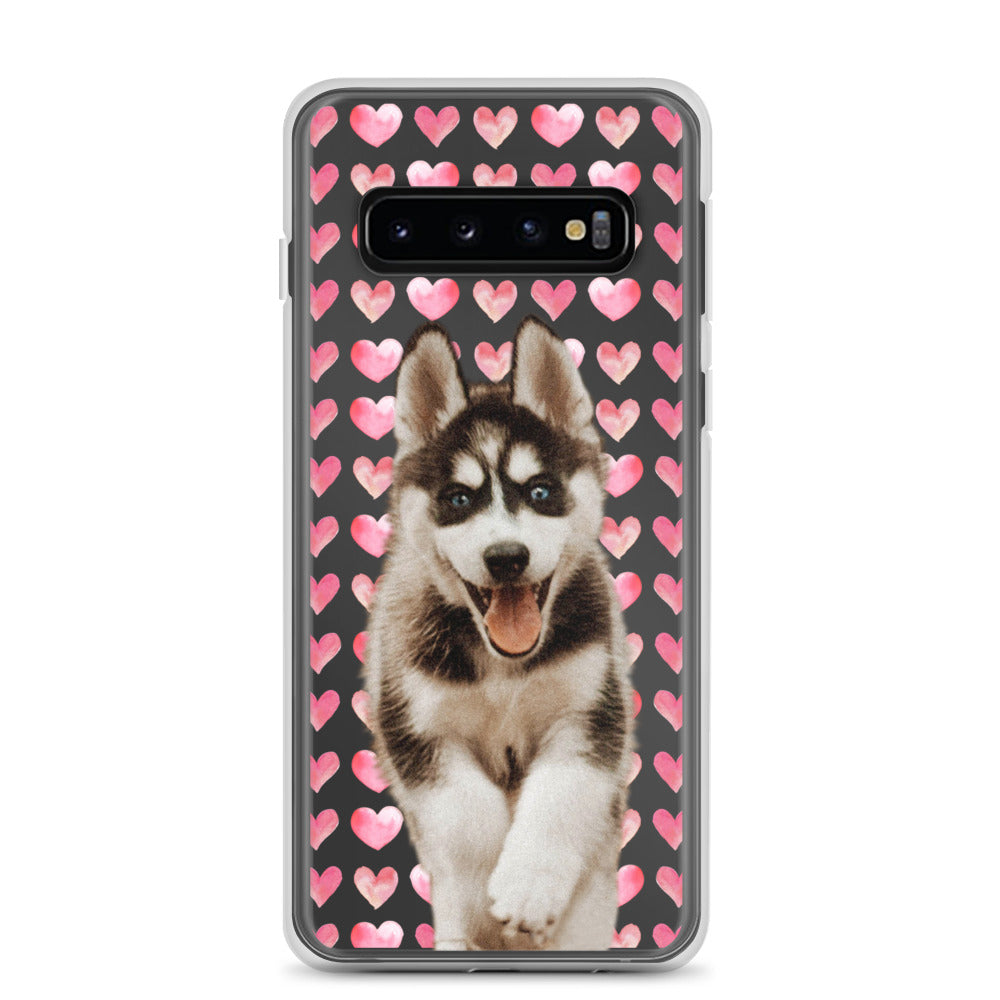 Hearts - Custom Samsung Case