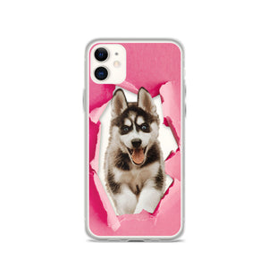 Pink Paper - Custom iPhone Case