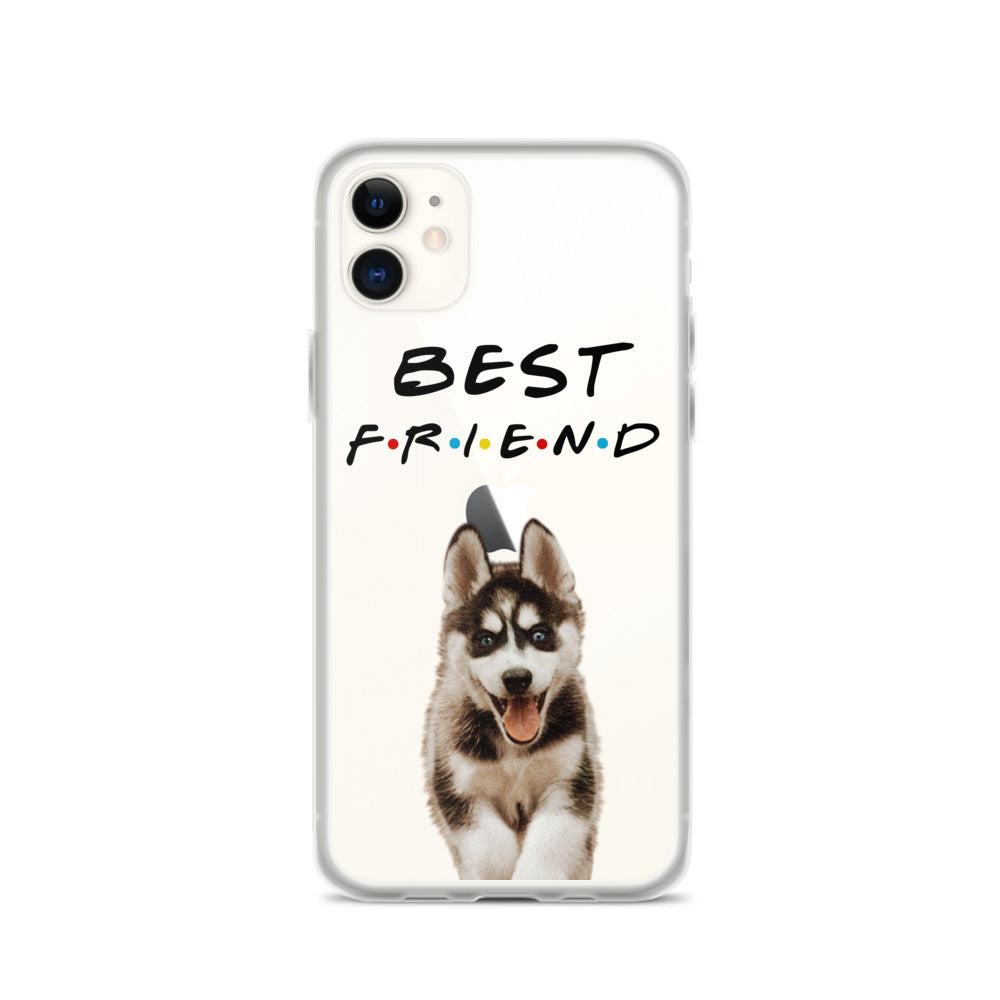 Best Friend  - Custom Pet iPhone Case