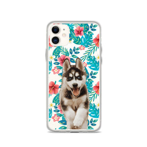 Tropical  - Custom Pet iPhone Case