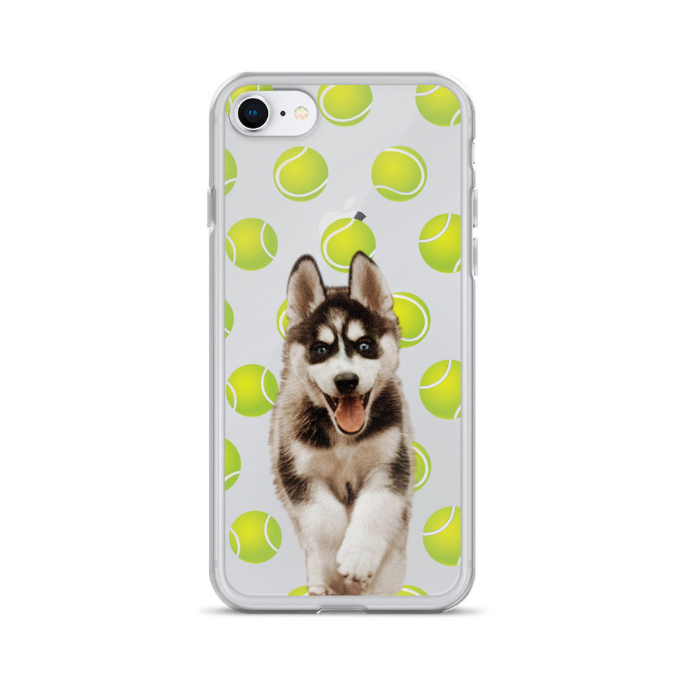 Tennis Balls - Custom Pet iPhone Case