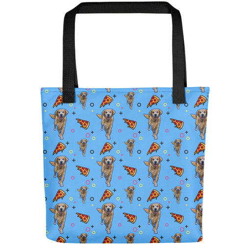 Pizza - Custom Pet Tote