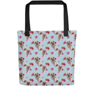 Roses - Custom Pet Tote