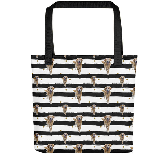 Stripes - Custom Pet Tote