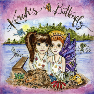 Korah's Butterfly Book