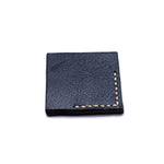 Corner Bookmark - Square - Black