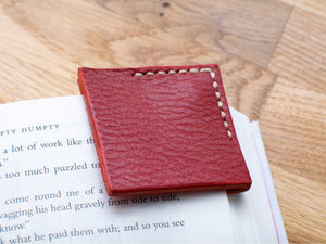 Corner Bookmark - Square - Any Colour