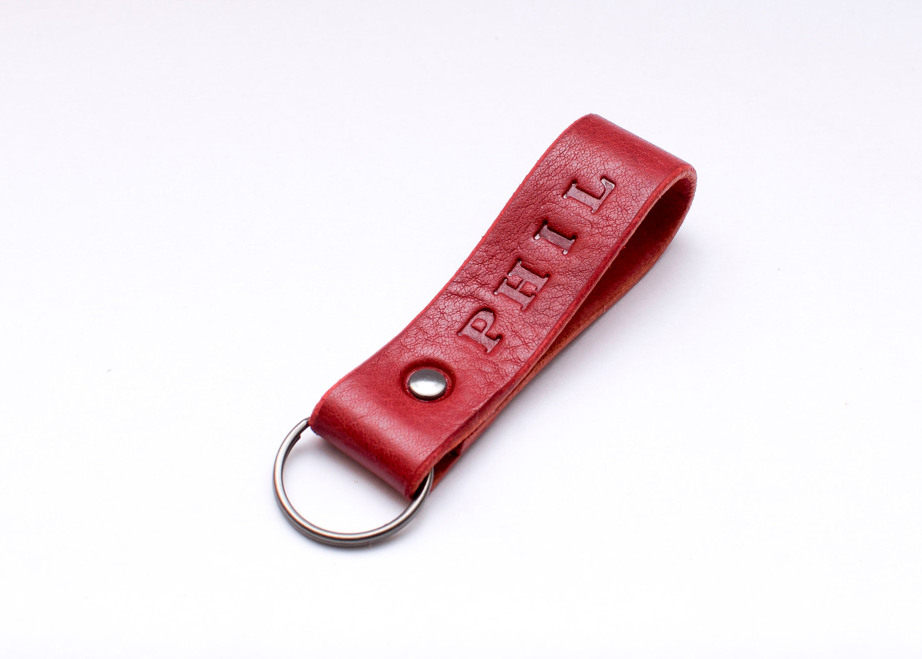 Key-ring - Loop - Any Colour