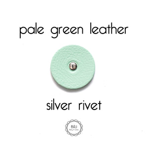 Key-Holder - Large - Pale Green