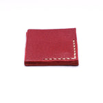 Corner Bookmark - Square - Red