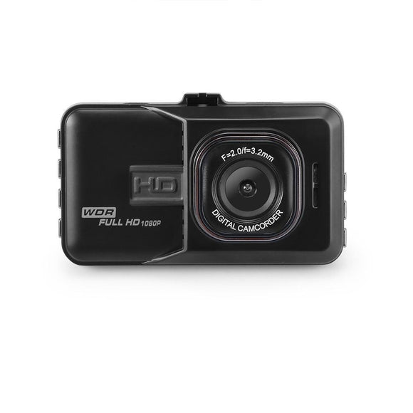 1080P Mini 3 inch Car DVR Camera 360 Rotation DashCam DVR hidden Video Recorder