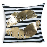 Cushion Cover LOVE Kiss.  Home Decorative Pillow Case Cover