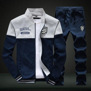 Brand New Men Sets Fashion Autumn Spring Sporting Suit