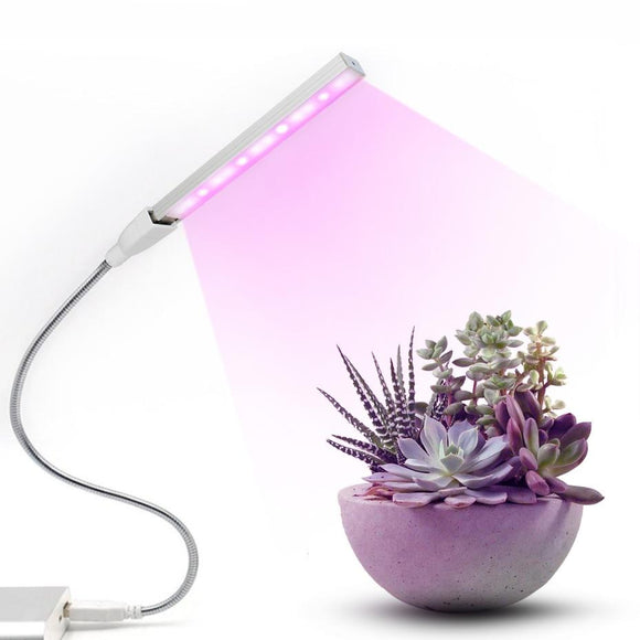 Plant grow light Full Spectrum USB LED Grow Lights For Greenhouse Hydroponic garden
