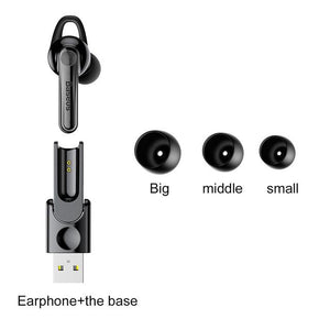 Magnetic Charging Bluetooth Earphone Bluetooth Earphones for Phone