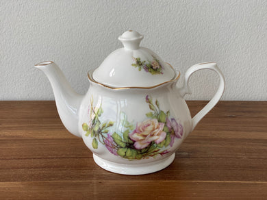 Vintage Royal Patrician Teapot by Dynasty (B)