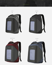 Load image into Gallery viewer, Solar Powered Anti-Theft Backpack!!