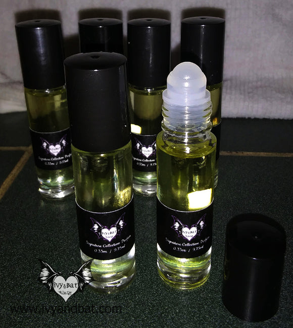 Ivy and Bat Signature Collection Roll-on Perfume