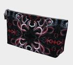 Torment In Red Gothic Horror Art Makeup Bag