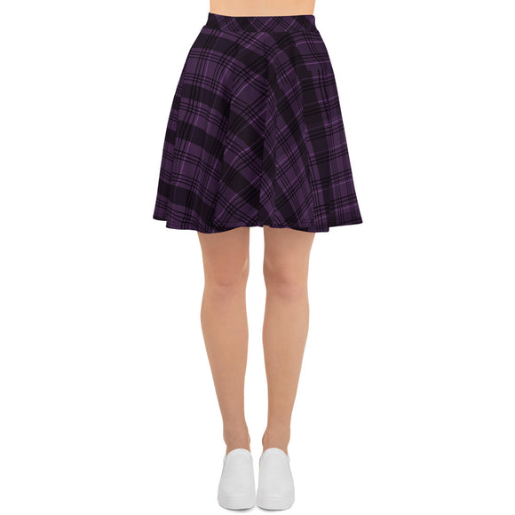 Ivy and Bat Signature Plaid Limited Edition Skater Skirt