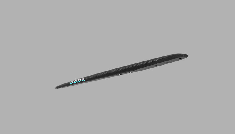 Glass/Carbon Foil Package: Carbon Mast, Carbon Fuselage, Glass/Carbon Wings