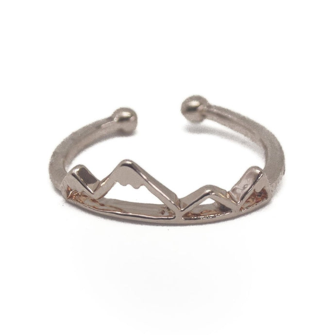 Cute Mountain Ring
