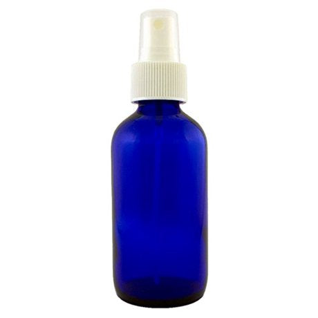 Cobalt Blue Glass Oral Sprayer (60ml)