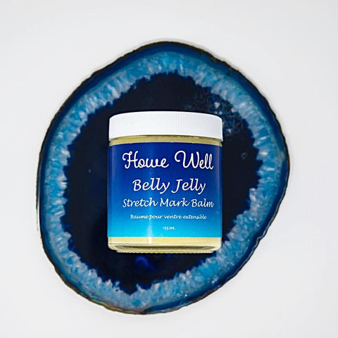 Belly Jelly (Preventative) Stretch Mark Balm