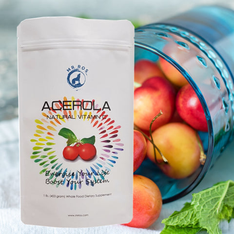 Acerola Cherry Powder (Vitamin C)