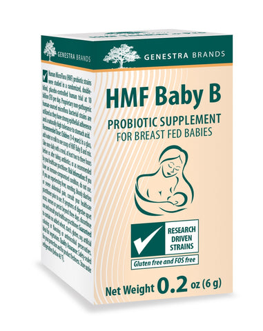 HMF Baby B (Breast Fed) Probiotics