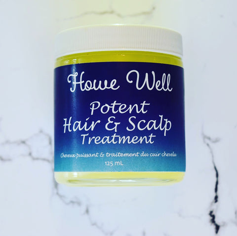 Potent Hair & Scalp Treatment