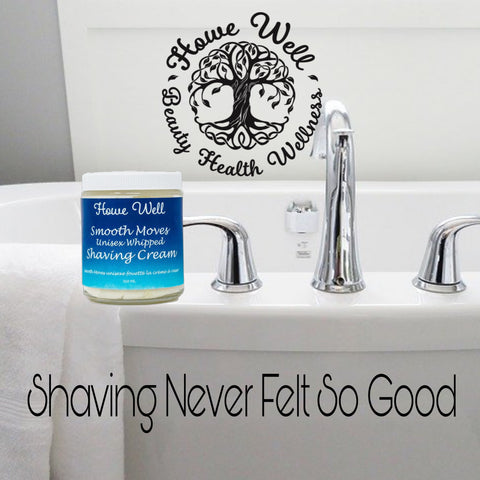 Smooth Moves (Unisex) Shaving Cream