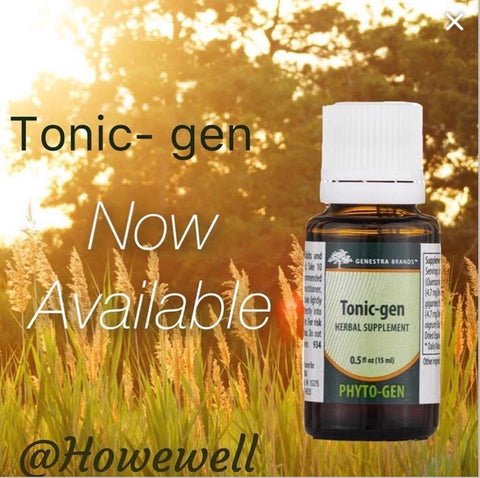 Tonic-gen (De-stress)