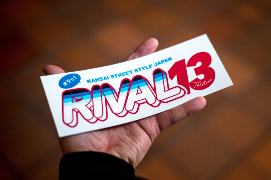 LUCKY 13! RIVAL CLUB スラップス