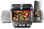 BBQ au gaz Summit E-470