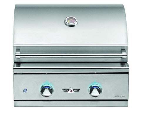 BBQ au gaz encastrable 26""