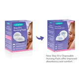 Stay Dry Disposable Nursing Pads