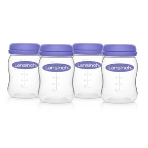 Breastmilk Storage Bottles