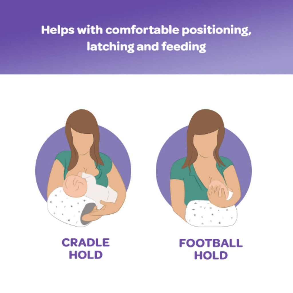 Nursie Breastfeeding Pillow