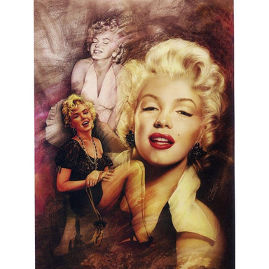 Belle Marilyn - Kit Broderie Diamant - Club de Brodeuses
